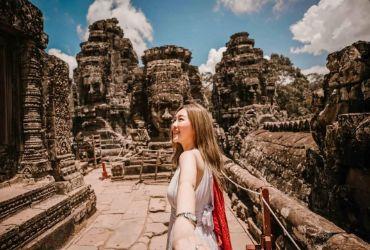 Angkor Ruins II